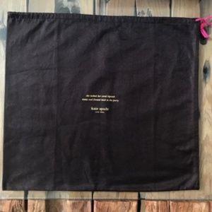 KATE SPADE Large Purse Tote handbag dust bag NEW19
